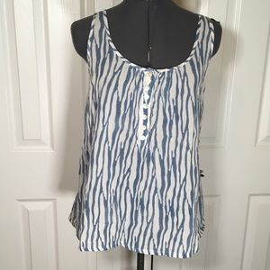 Anthropologie Kerry Cassell Tank. Size 2 (US 4-6)